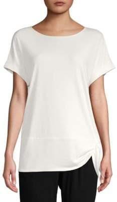 Calvin Klein Short Sleeve Knot T-Shirt