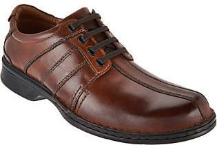 Clarks Men's Leather Lace-up Shoes -Touareg Vibe