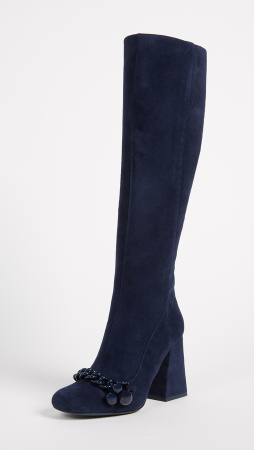 Tory Burch Addison 110mm Boots