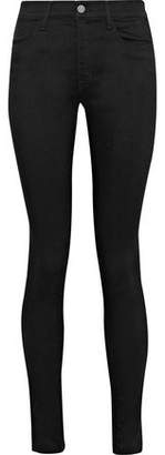 Iris & Ink Jessica High-Rise Skinny Jeans