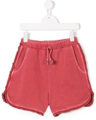 Stella McCartney drawstring waist shorts