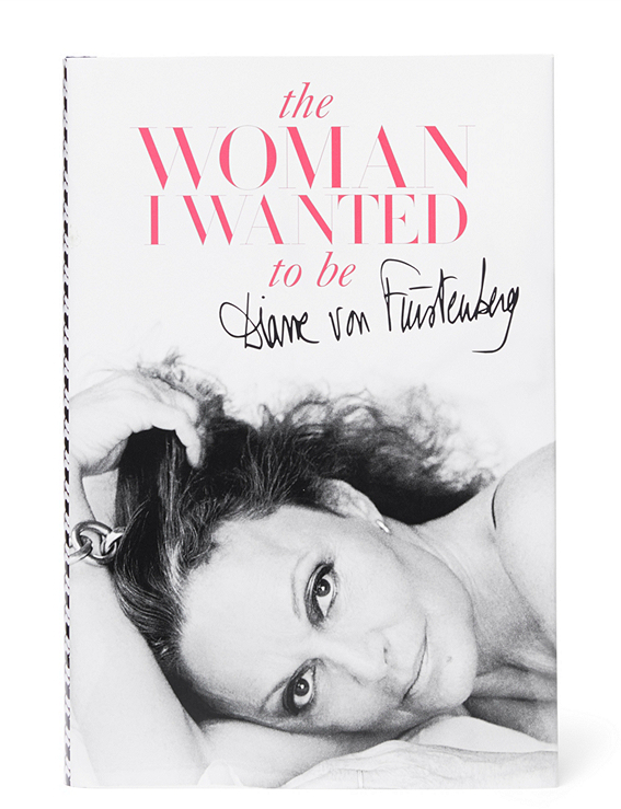 The Woman I Wanted to Be Book