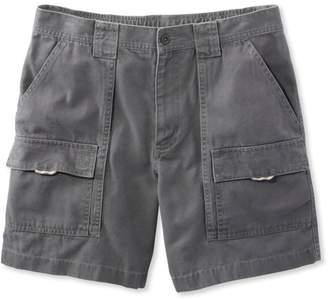 "L.L. Bean L.L.Bean Pathfinder Shorts, Canvas 7"" Inseam"