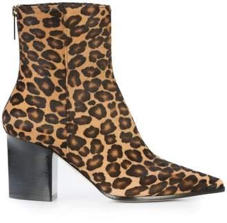 Tamara Mellon chunky heel boots