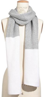 Cozy cashmere scarf