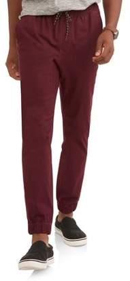 George Men's Twill Jogger Pants