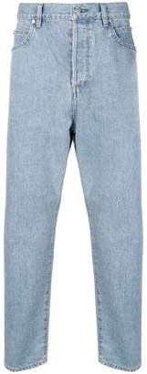 Balmain loose-fit jeans