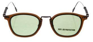Tod's Tinted Round Sunglasses