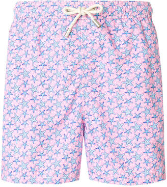 MC2 Saint Barth starfish swim shorts