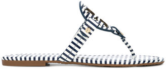 Tory Burch Miller sandals $199.91 thestylecure.com