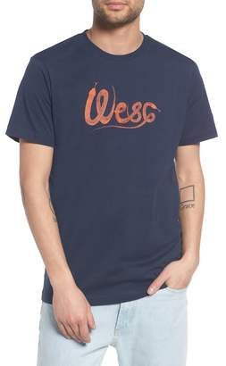 Wesc Max Snake Graphic T-Shirt