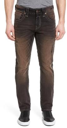 Men's Rock Revival Alternative Straight Leg Jeans $149 thestylecure.com