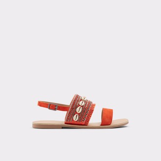 85c4b452401 Aldo Orange Women's Shoes - ShopStyle