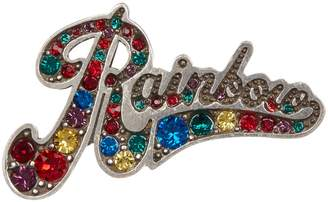 Marc Jacobs Embellished Pin