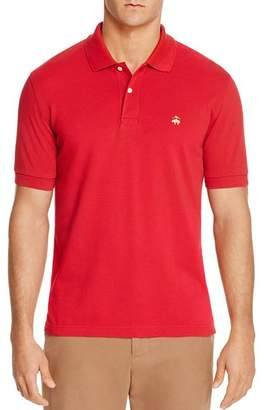 Brooks Brothers Slim Fit Piqué Polo Shirt