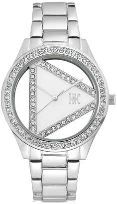 INC International Concepts I.N.C. Women's Silver-Tone Bracelet Watch 38mm, Created for Macy's