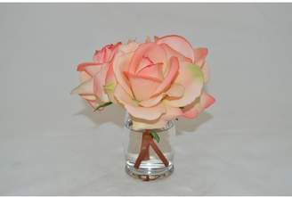 The French Bee Rose Buds in Vase