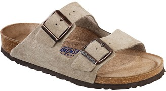 Birkenstock Arizona Soft Foot Bed Suede Sandal - Women's