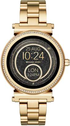 Michael Kors Sofie Smart Bracelet Watch, 42mm