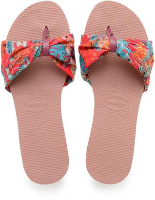 Havaianas You Saint Tropez Sandal