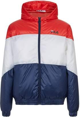 Fila Colour Block Puffer Coat