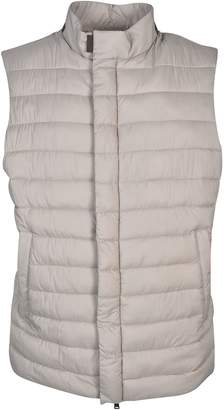 Herno High Collar Padded Gilet