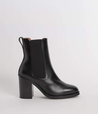 Black Victorian Boots