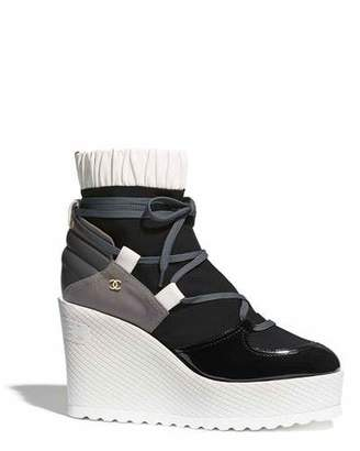 Chanel Lace-Ups