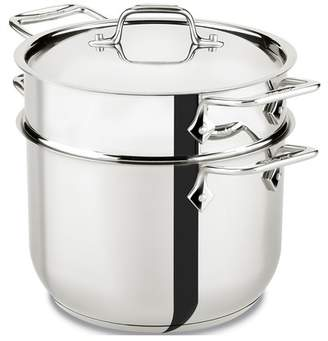 All-Clad 6 Quart Stainless Pasta Pot
