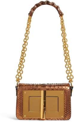 Tom Ford Mini Python Natalia Shoulder Bag