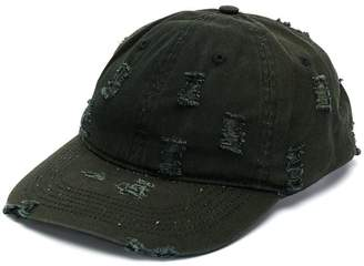 032c distressed baseball cap