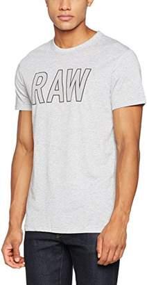 G Star Mens Tomeo Round Neck Tee Short Sleeve T-Shirt, XL