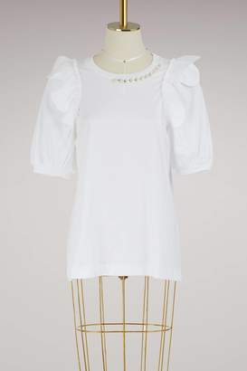 Simone Rocha Puffed sleeves T-shirt