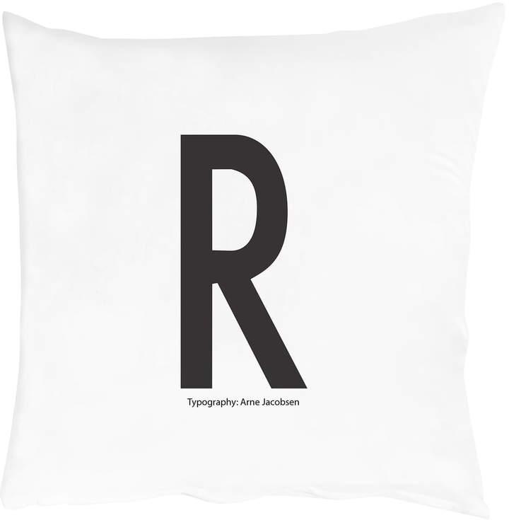 Design Letters - Kissenbezug von A-Z, R