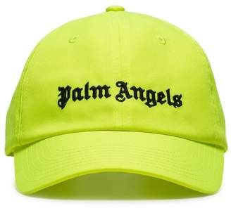 Palm Angels PALM CAP YEL LOGO