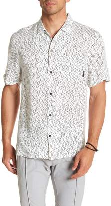 Religion Regular Fit Chaser Button Front Shirt