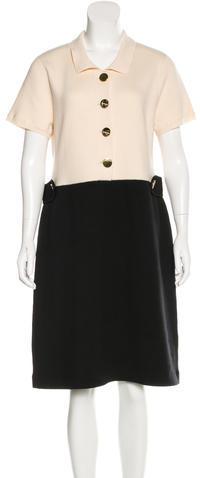 Kate SpadeKate Spade New York Wool Shirt Dress