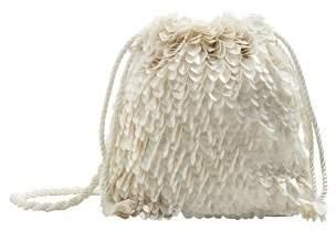 MANGO Beads bucket bag