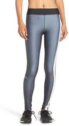 Under Armour Print HeatGear ® Leggings $69.99 thestylecure.com