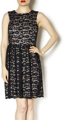 Ivy & Blu Lace A-Line Dress