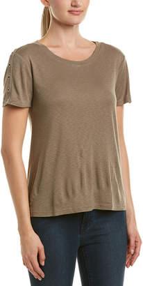 Michael Stars Grommet T-Shirt