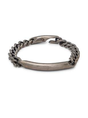Giles & Brother Men's ID Chain Bracelet