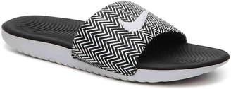 Nike Kawa Print Slide Sandal - Women's