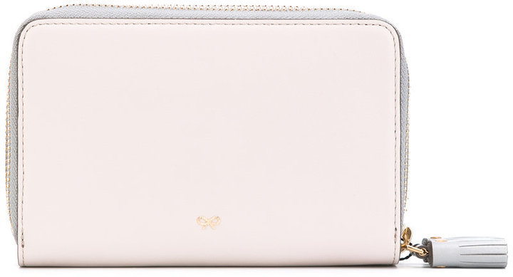 Anya Hindmarch Anya Hindmarch all around zip wallet