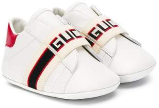 bba90baba Gucci Kids Baby Ace sneaker with stripe
