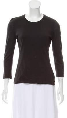 Akris Cashmere Crew Neck Sweater
