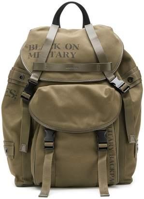 Neil Barrett military backpack