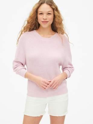 Gap Dolman Sleeve Crewneck Sweater