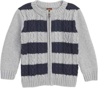 Tea Collection Donegal Stripe Cardigan