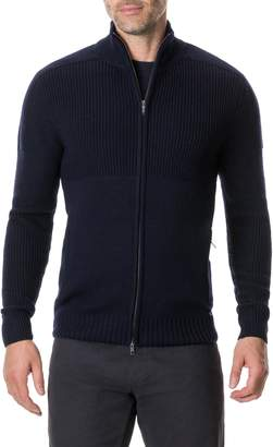Rodd & Gunn Kina Beach Merino Wool Zip Sweater